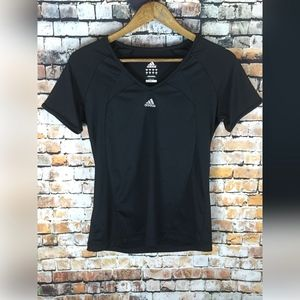 ADIDAS CLIMA365 WORKOUT V-NECK TOP